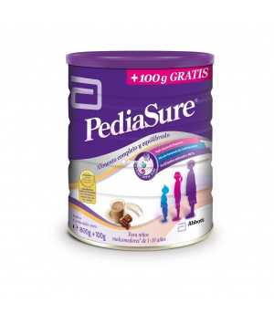 PEDIASURE CHOCOLATE 800+100 GR